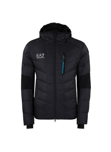 EA7 Emporio Armani Mont Siyah